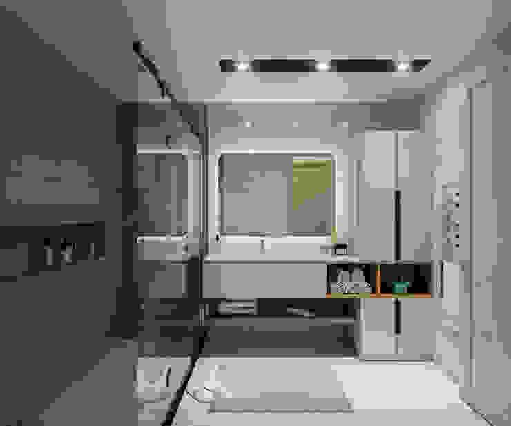 Çalık Konsept Mimarlık – Banyo: modern tarz , Modern