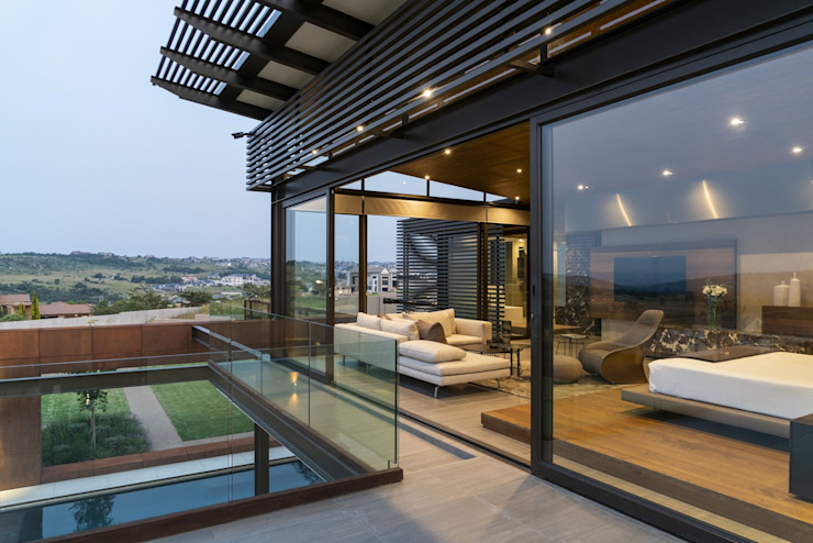 Mooikloof Heights Nico Van Der Meulen Architects Modern windows & doors