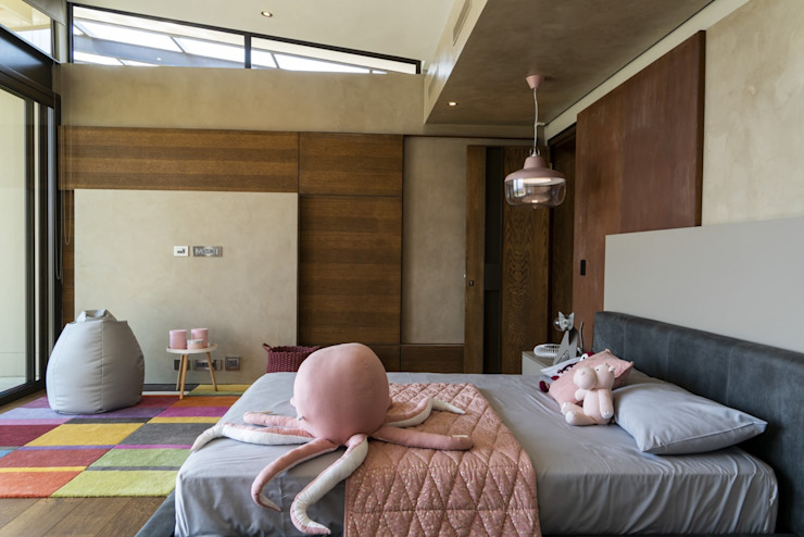 Mooikloof Heights Nico Van Der Meulen Architects Modern nursery/kids room
