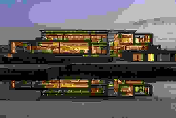 Mooikloof Heights Nico Van Der Meulen Architects Modern Houses