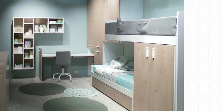 Atim Spa Nursery/kid's roomDesks & chairs Aluminium/Zinc