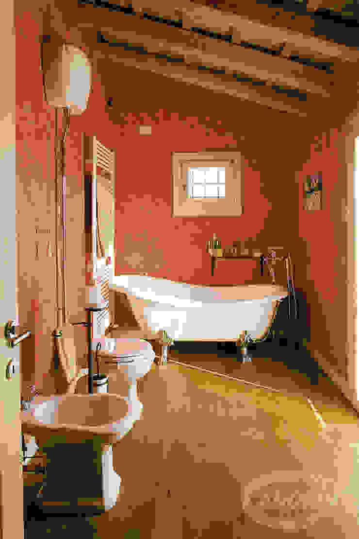 Parquet—Bathroom and Kid's Room Cadorin Group Srl - Italian craftsmanship production Wood flooring and Coverings Modern Bathroom
