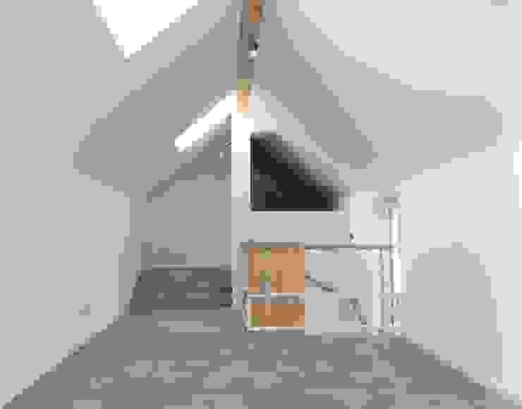Innenraum Moderne Wohnzimmer von archipur Architekten aus Wien Modern Ziegel