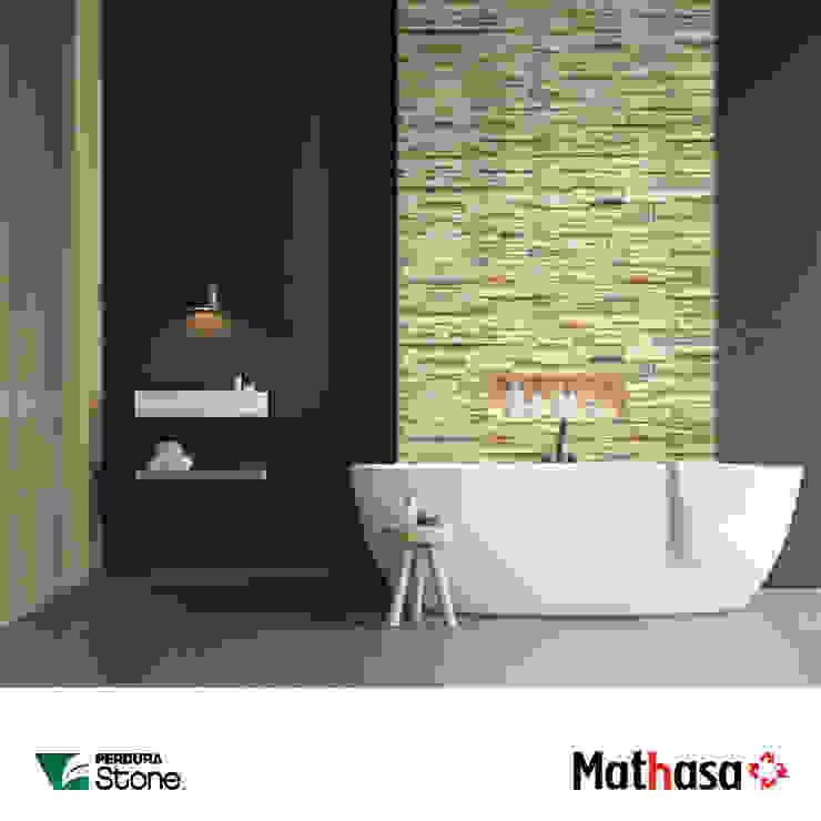 Mathasa Rumah prefabrikasi Batu Beige