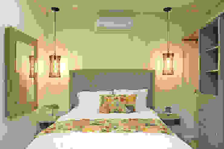 Taller Onze Camera da letto in stile mediterraneo