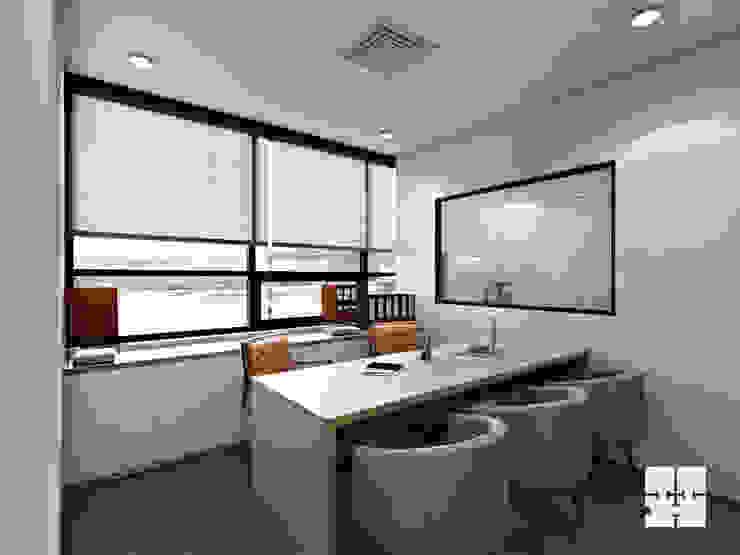 Boss Cabin: modern  by Paimaish,Modern