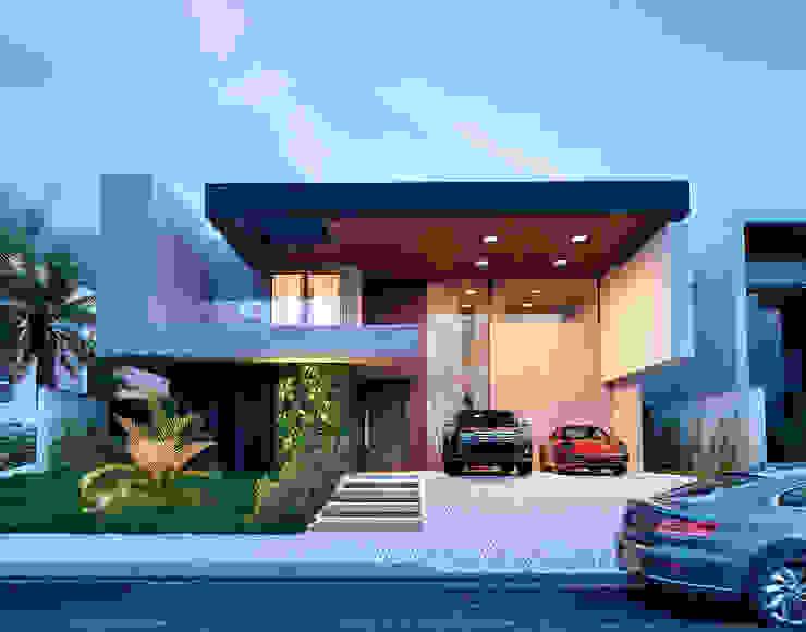 por Maison Plus Construcciones sostenibles S.C.P,