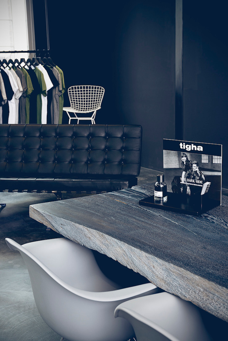 hysenbergh GmbH | Raumkonzepte Duesseldorf Industrial style offices & stores