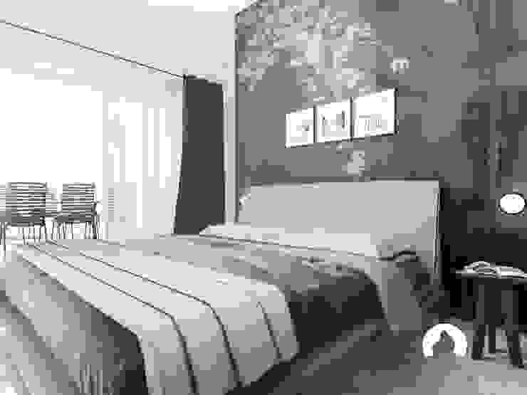 Spazio - Ristrutturazioni Modern Bedroom