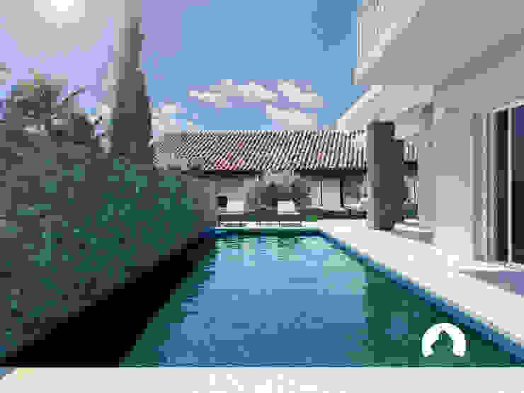 Spazio - Ristrutturazioni Modern Pool