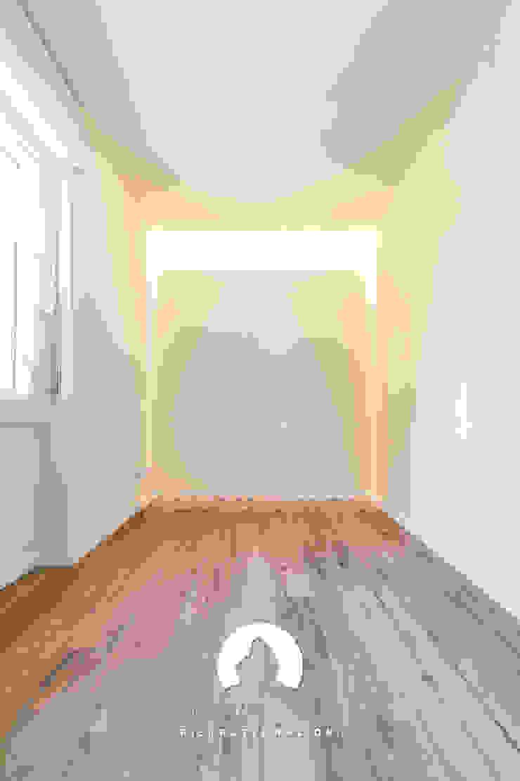 Spazio - Ristrutturazioni Minimalist bedroom