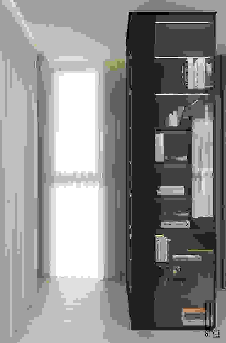 YOUSUPOVA Dormitorios de estilo minimalista