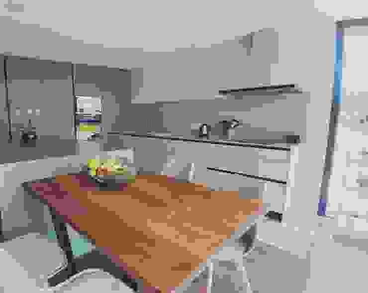Modelo Cozinha | Póvoa de Lanhoso Cozinhas modernas por Alquimia Moderno