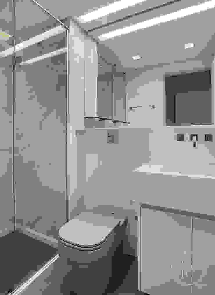 fpr Studio BathroomDecoration White