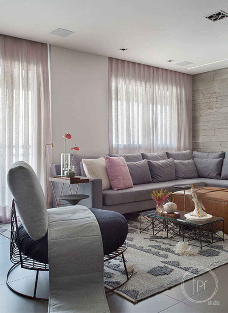 fpr Studio Living roomAccessories & decoration Grey