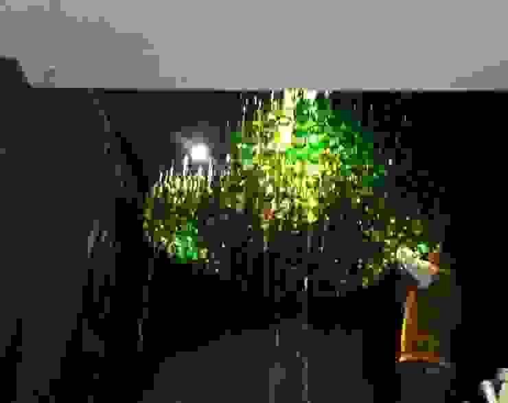 GREEN CLOUD mrittika, the sculpture 餐廳 玻璃 Green