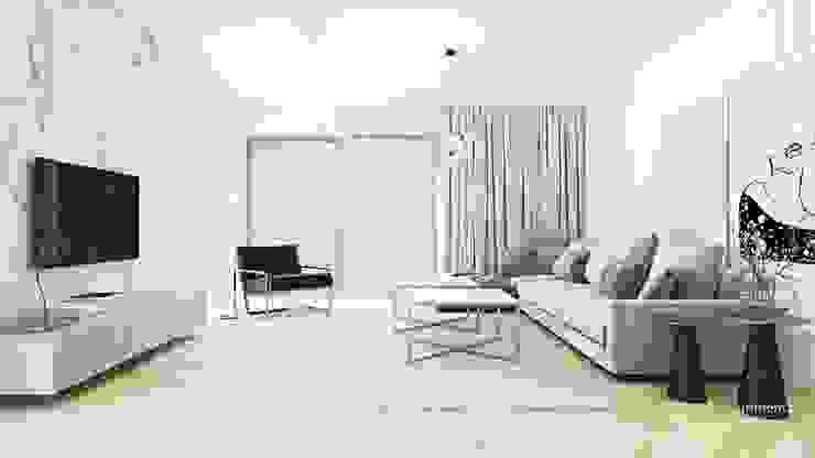 Ambience. Interior Design Klasik Oturma Odası
