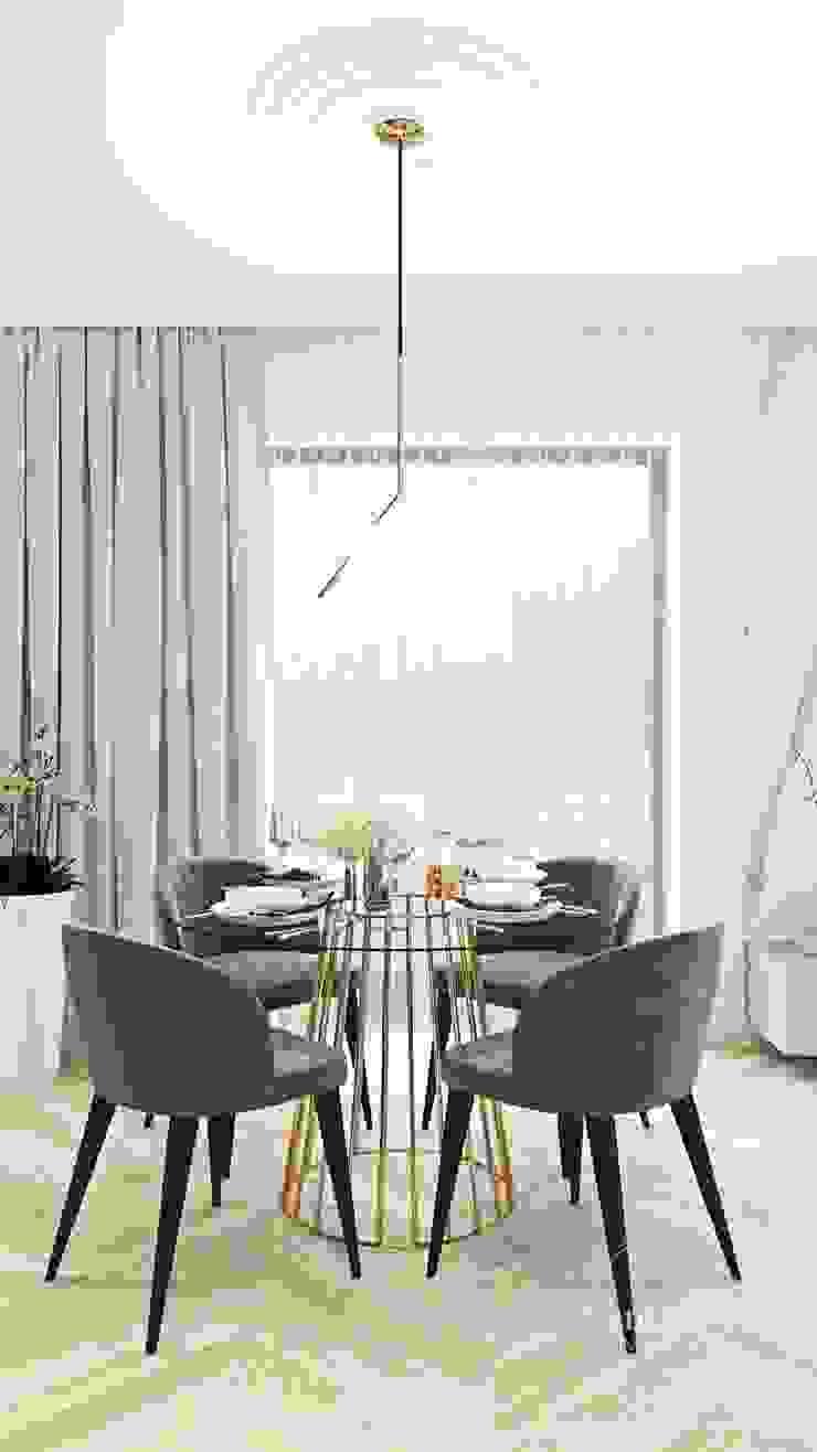Ambience. Interior Design Klasik Yemek Odası
