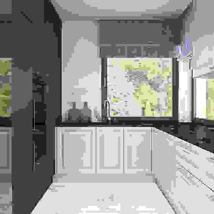 Ambience. Interior Design Klasik Mutfak