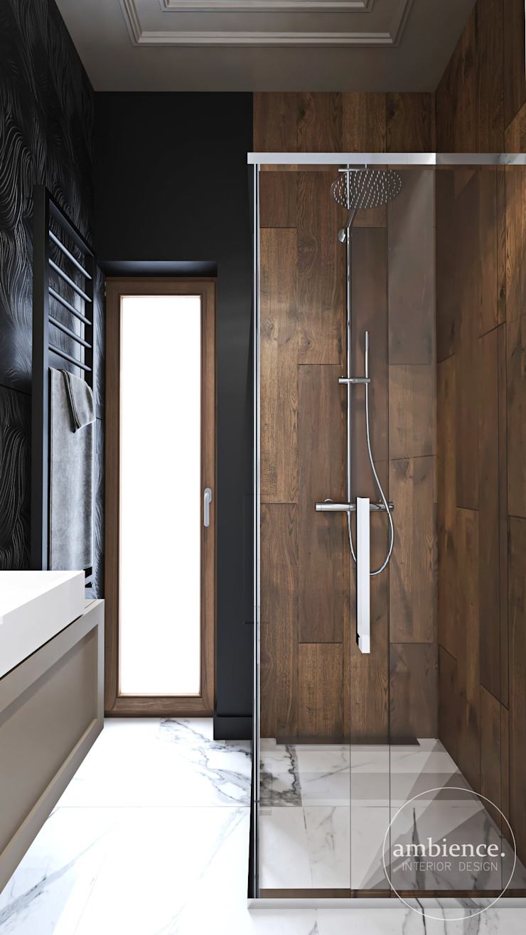 Ambience. Interior Design Baños de estilo clásico