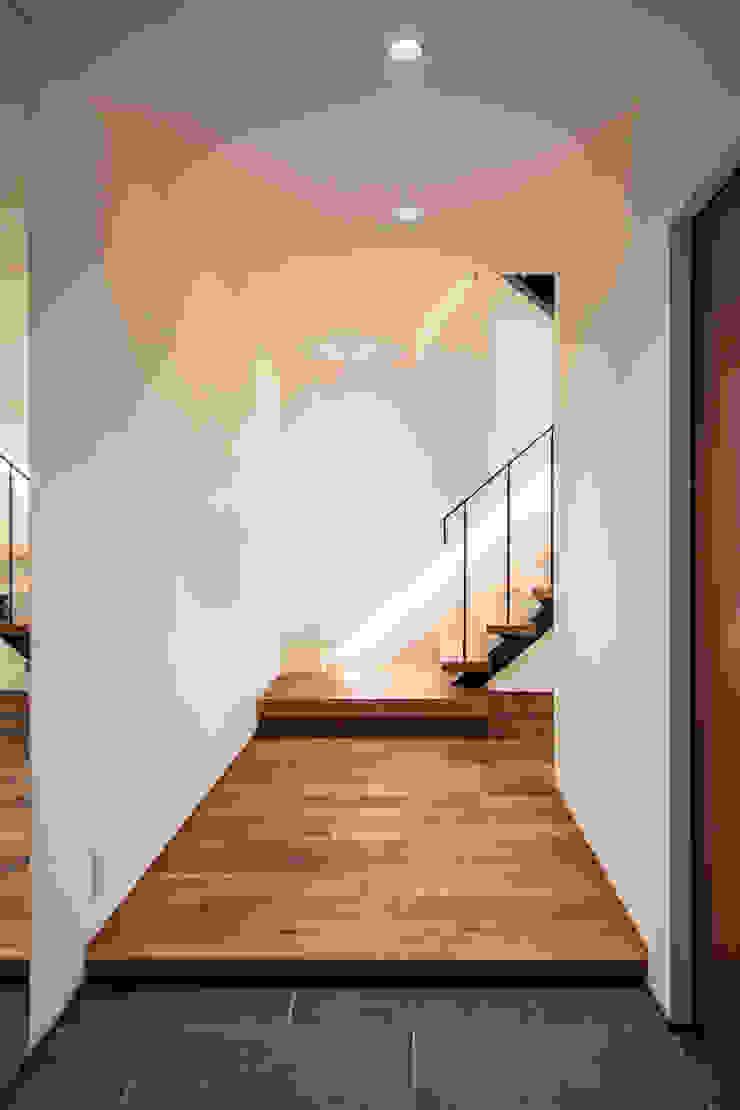 玄関ホール 株式会社 藤本高志建築設計事務所