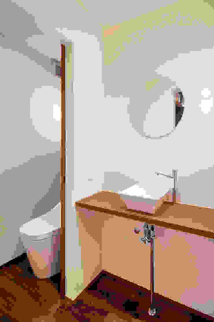 手洗い 株式会社 藤本高志建築設計事務所