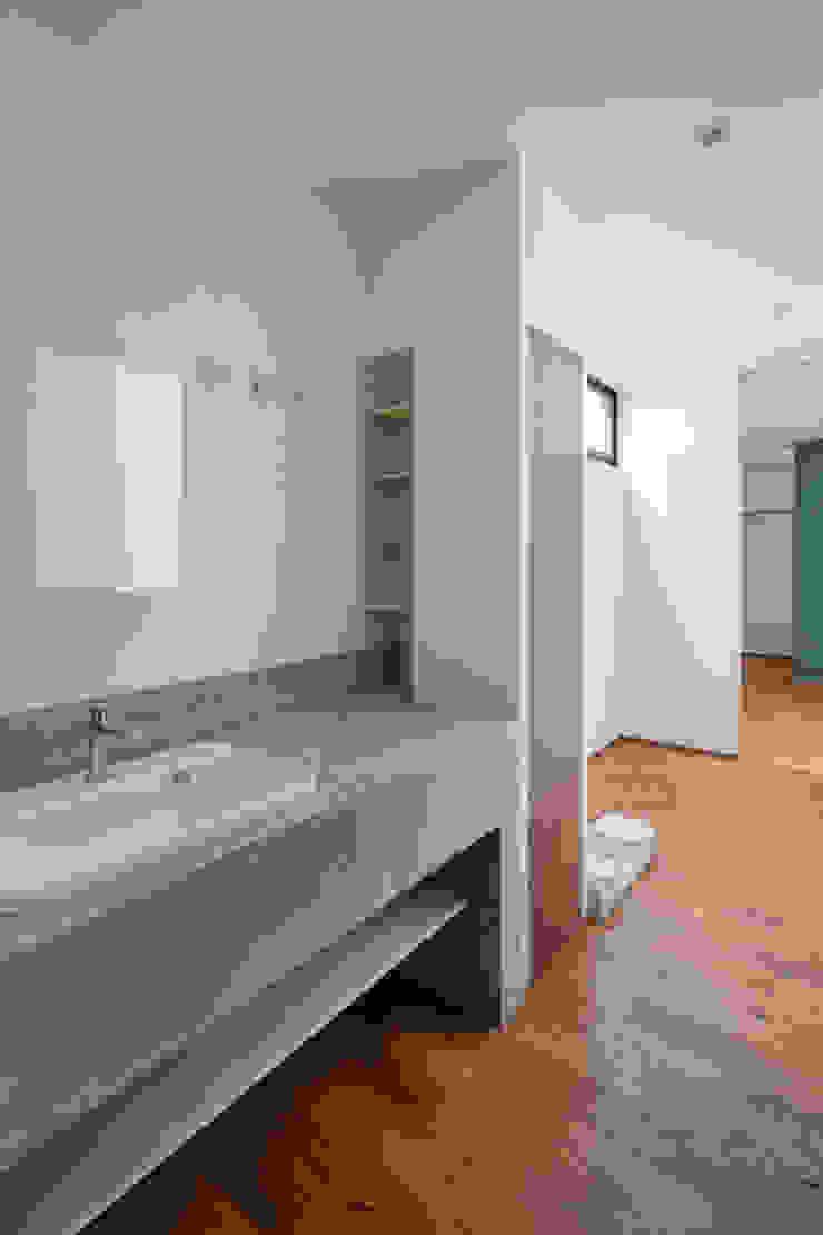 洗面洗濯室 株式会社 藤本高志建築設計事務所