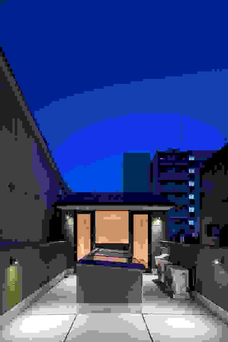 屋上テラス 株式会社 藤本高志建築設計事務所