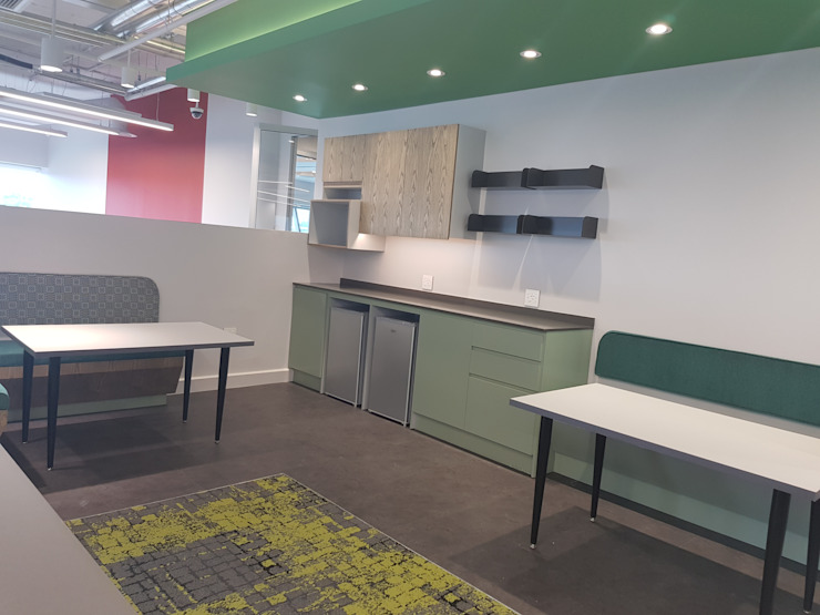 interior design workroom. 辦公大樓