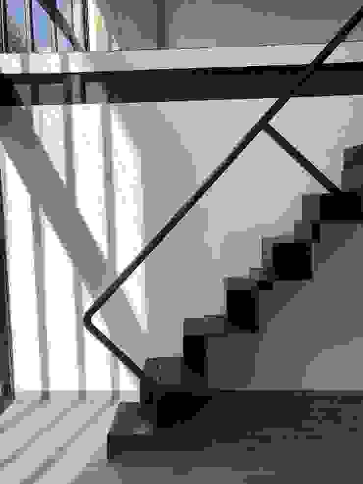 c05 herrería Stairs Metal Black