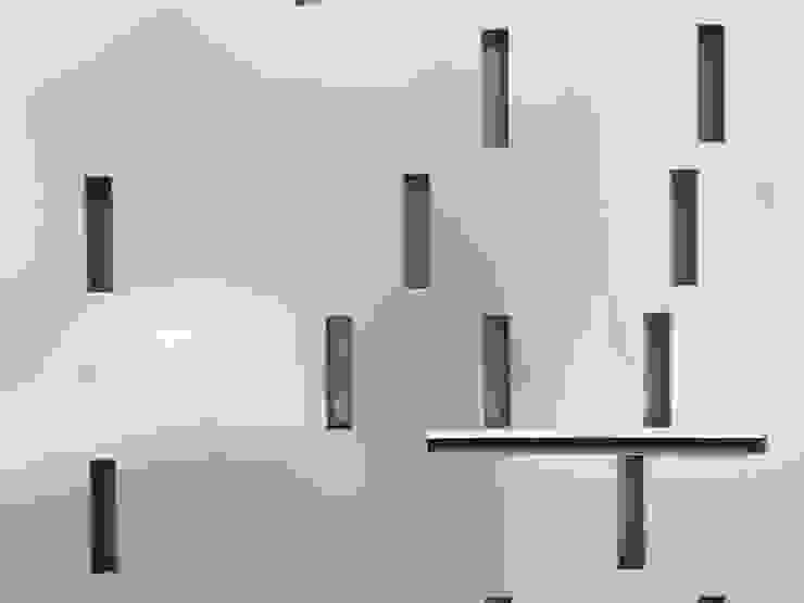 Ranura para buzón en porton c05 herrería Puertas de entrada Metal Gris