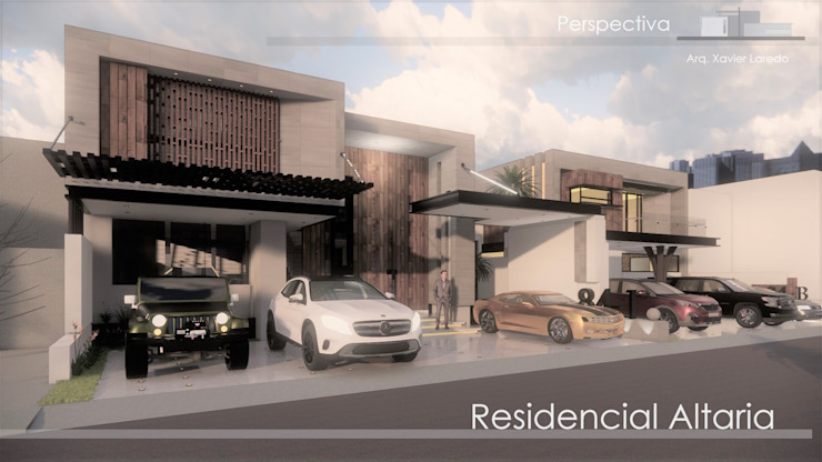 modern  by Xavier Laredo Arquitecto, Modern