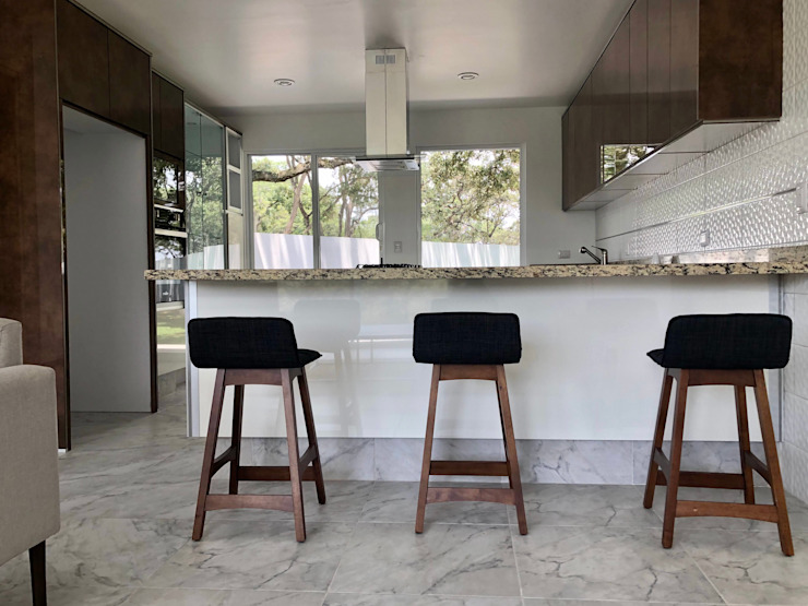 Alejandra Zavala P. KitchenTables & chairs Textile Grey