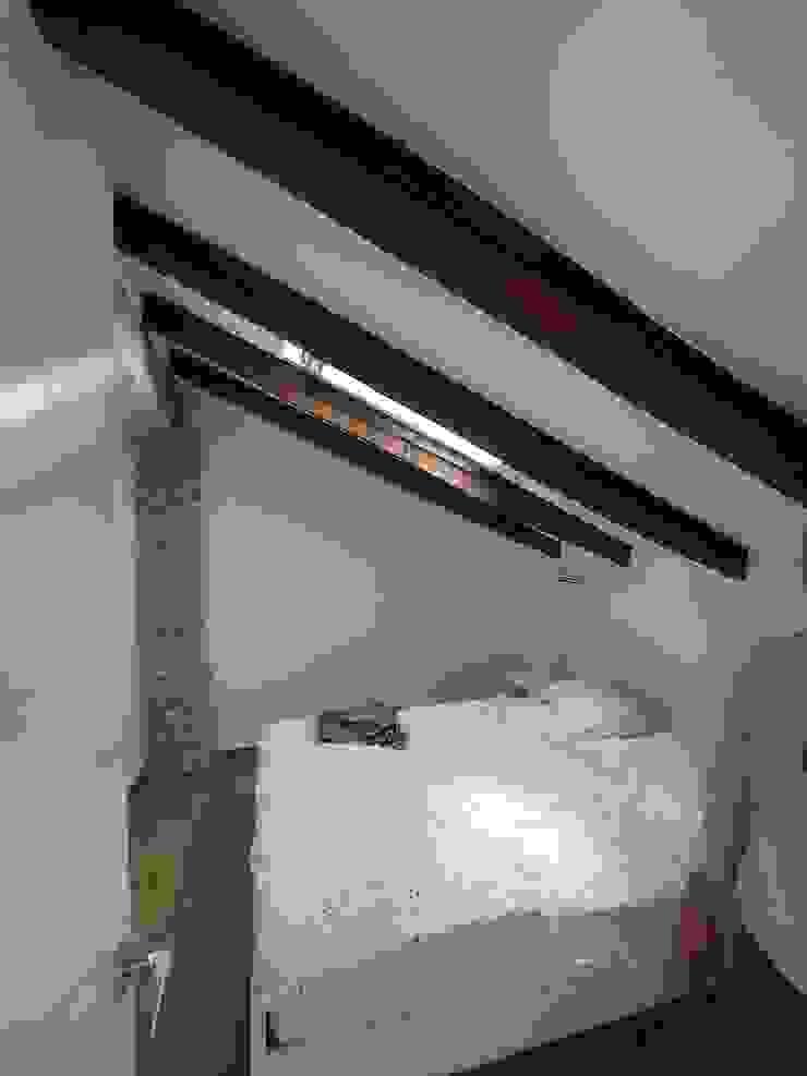 OCTANS AECO モダンスタイルの寝室