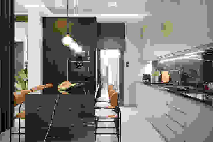 Kitchen HOC DesignArch Pvt Ltd Modern kitchen