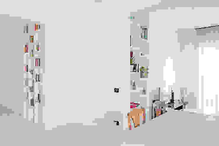 Casa s9 Sala da pranzo moderna di Caleidoscopio Architettura & Design Moderno