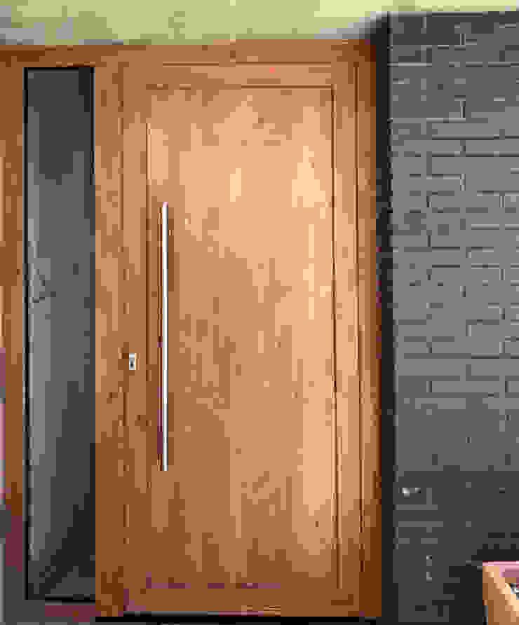 LIDO 1 Indupanel Puertas y ventanasPuertas Acabado en madera