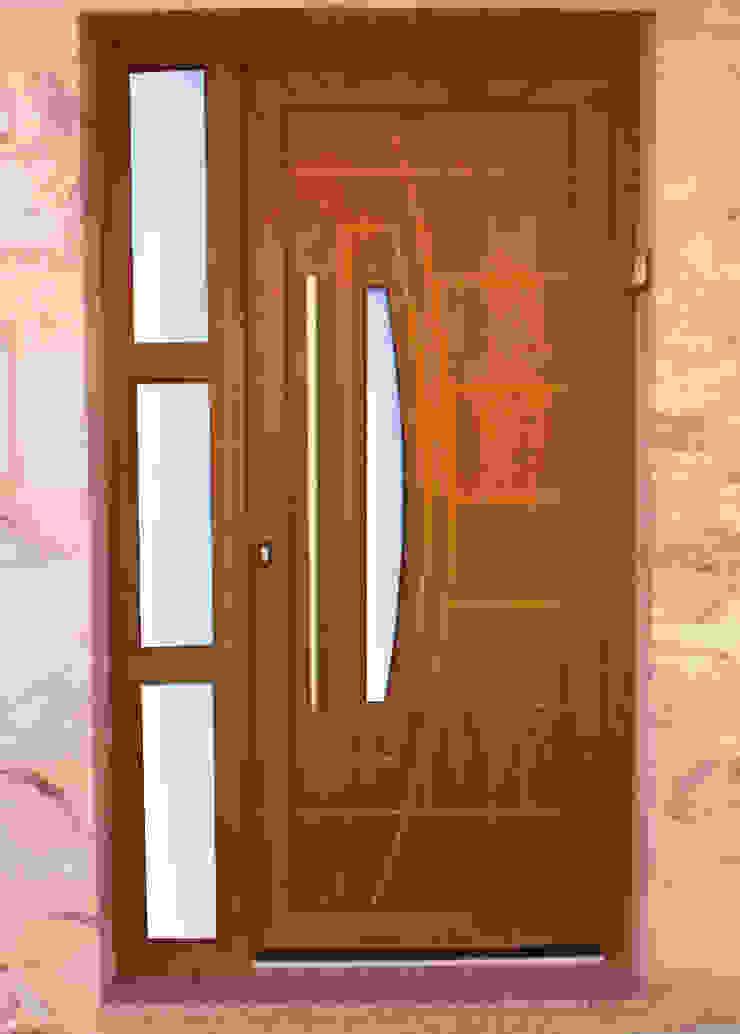 LIDO 7 Indupanel Puertas y ventanasPuertas Acabado en madera