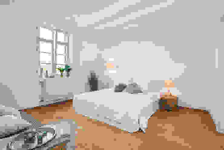 Schlafzimmer Immotionelles Schlafzimmer im Landhausstil