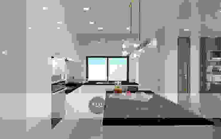 Moradia Pré-Fabricada Casas minimalistas por FLGarciaDesign Minimalista
