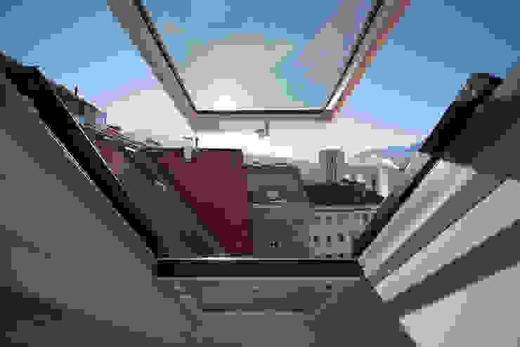 Generalsanierung und Nachverdichtung Wohnquartier, Innsbruck U1architektur Dachfenster