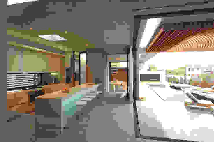 Arquitectura Progresiva Ruang Keluarga Modern