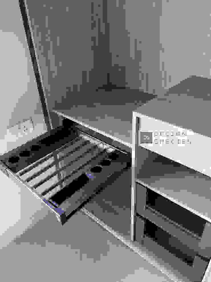 DESIGN SPECIES BedroomWardrobes & closets MDF Beige