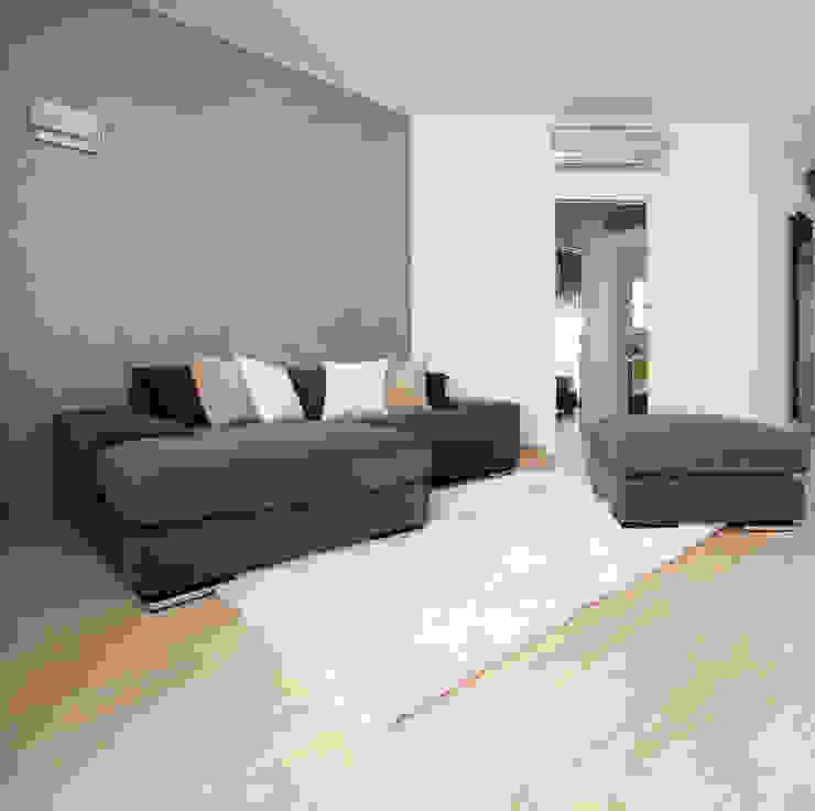 MENOTTI SPECCHIA SRL Modern living room Wood Grey