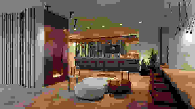 Bar Hotel moderni di ROMAZZINO C.S. SERVICE SRL Moderno