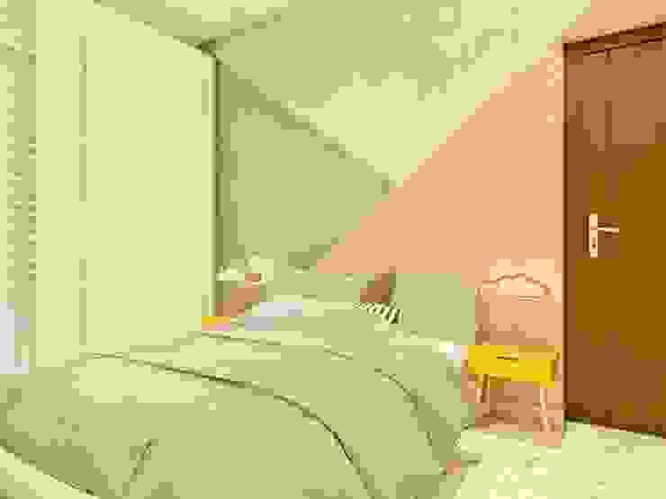 Lakkad Works Dormitorios infantiles de estilo minimalista