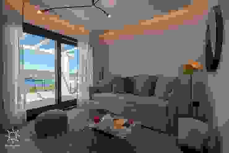 Guest room Hotel moderni di ROMAZZINO C.S. SERVICE SRL Moderno