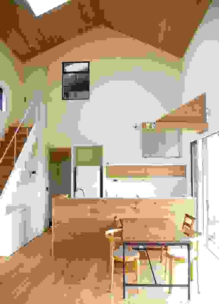 Mimasis Design/ミメイシス デザイン Cocinas de estilo minimalista