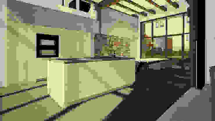 Umbau einer Scheune zum Wohnhaus - KFW40+ Steffen Wurster Freier Architekt Einfamilienhaus