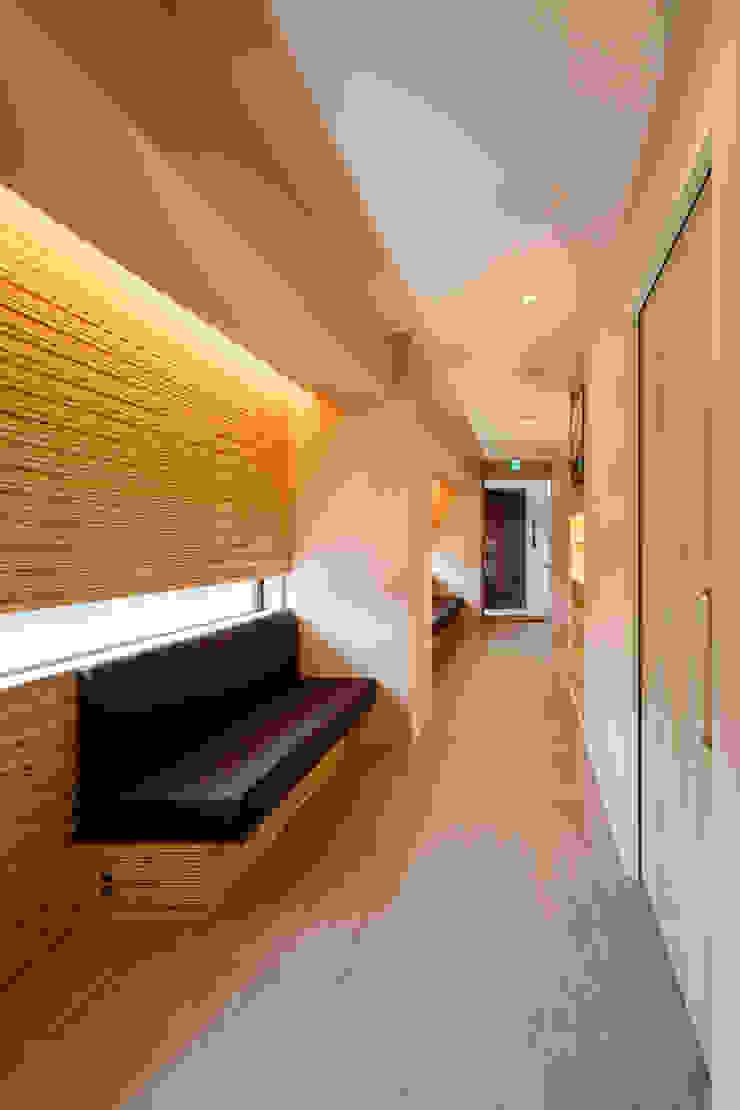 設計事務所アーキプレイス Office spaces & stores Pink